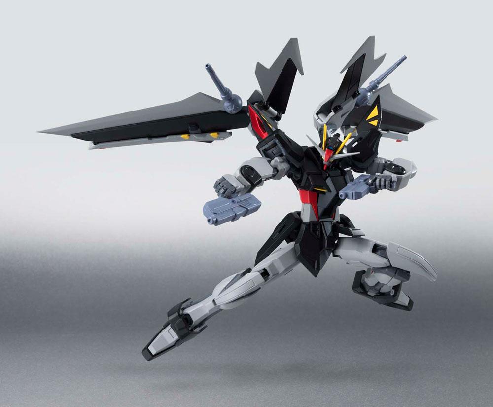 Mobile Suit Gundam SEED C.E. 73 Stargazer Robot Spirits Side MS Strike Noir