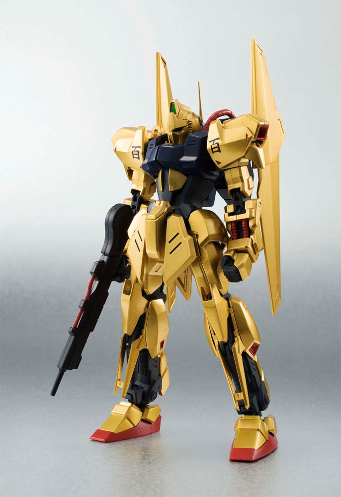 Mobile Suit Zeta Gundam Robot Spirits Action Figure Side MS Hyaku-Shiki