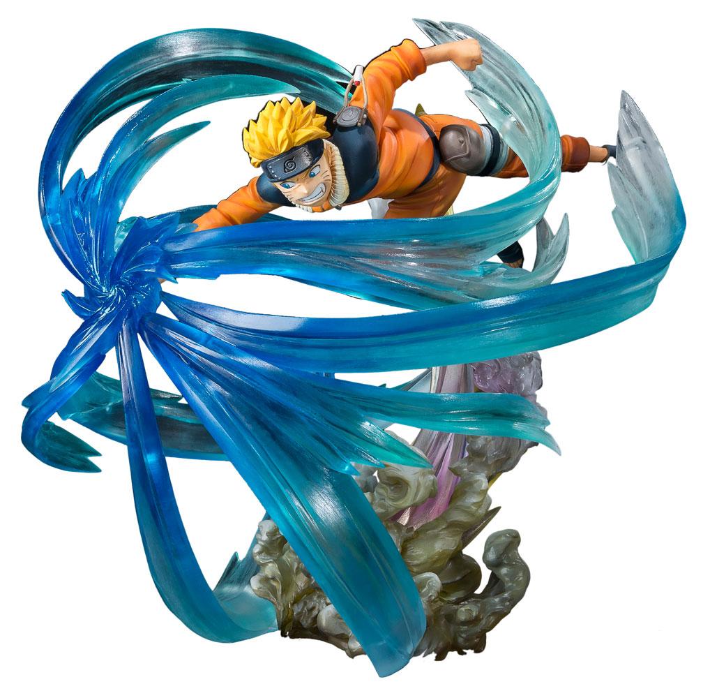 Naruto FiguartsZERO PVC Statue Naruto Uzumaki Relation Tamashii Web Exclus.