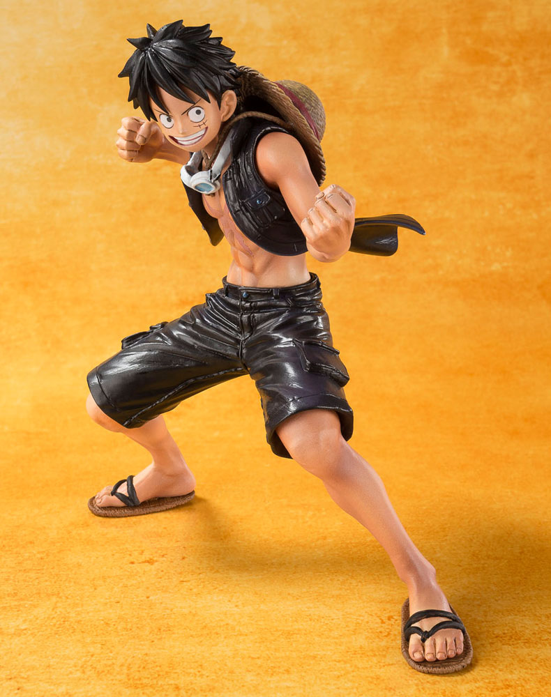 One Piece FiguartsZERO PVC Statue Monkey D. Luffy 15 cm