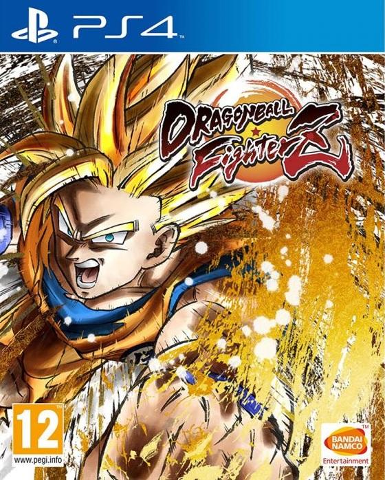 Dragon Ball FighterZ PS4 (Novo)