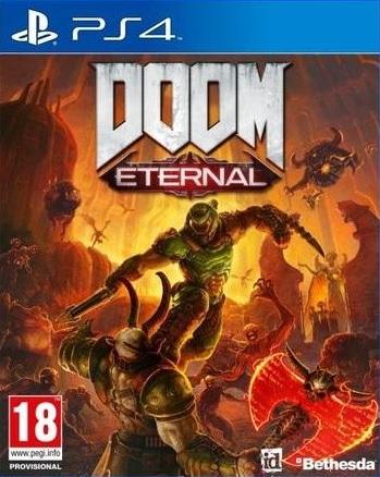 DOOM Eternal PS4 (Novo)