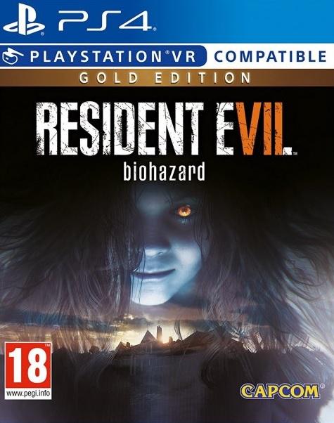 Resident Evil: Biohazard - Gold Edition PS4 (Novo)