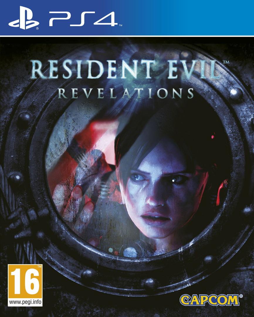 Resident Evil Revelations PS4 (Novo)