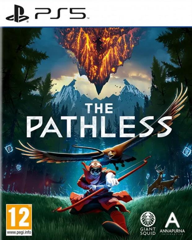 The Pathless PS5 (Novo)