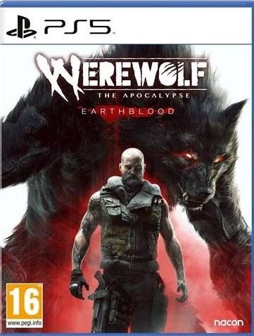 Werewolf: The Apocalypse - Earthblood PS5 (Novo)
