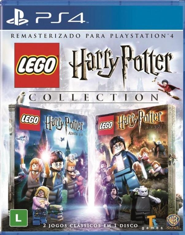 Lego Harry Potter Collection (1-7 Anos) PS4 (Novo)