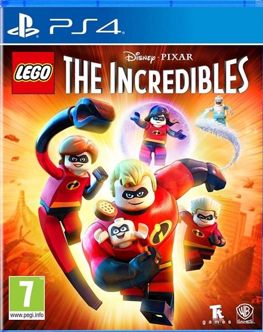 LEGO The Incredibles PS4 (Novo)
