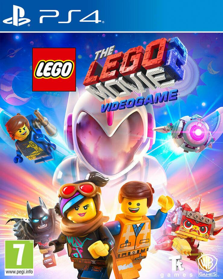 The LEGO Movie 2: Videogame PS4 (Novo)
