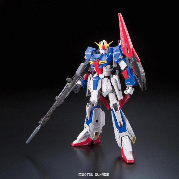 RG Real Grade Gundam Zeta 1/144