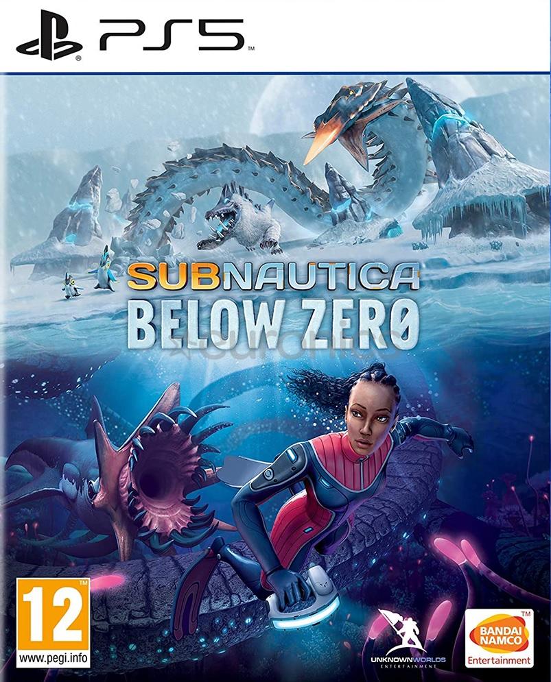 Subnautica: Below Zero PS5 (Novo)