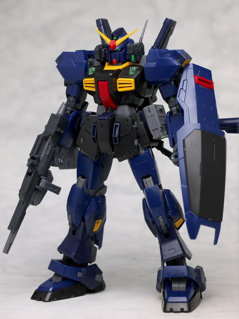 RG Real Grade Gundam RX-178 MK II Titans 1/144