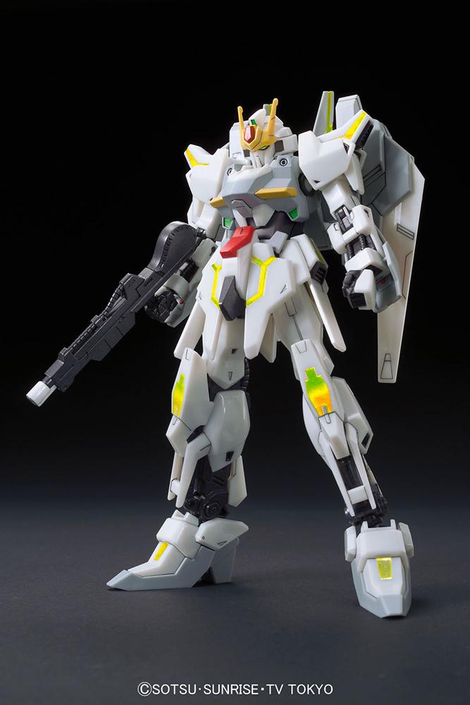 HGBF High Grade Gundam Lunagazer 1/144