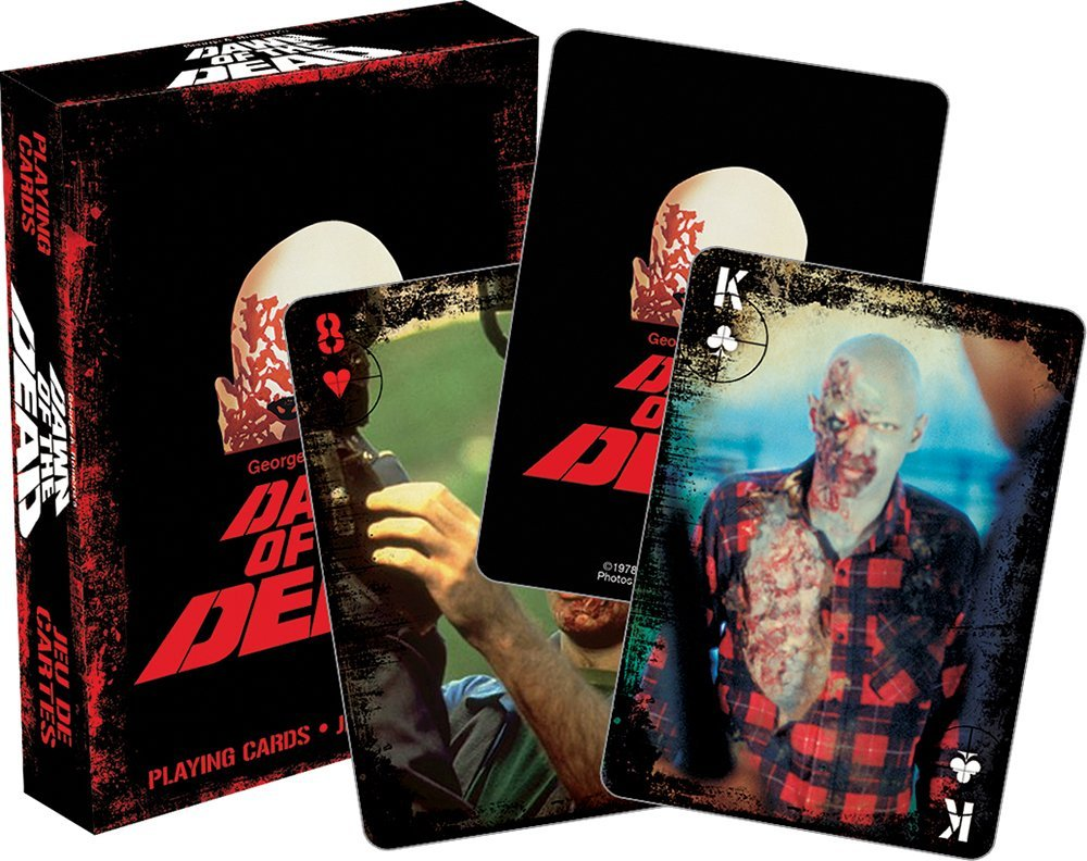 Baralho de Cartas - Dawn of The Dead Playing Cards