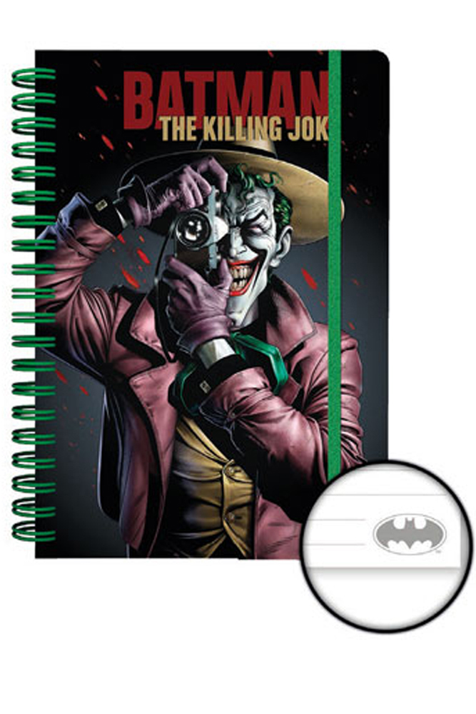 DC Comics Killing Joke Notebook A5