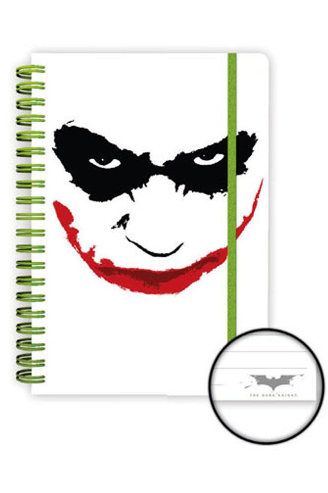 DC Comics The Dark Knight Joker Notebook A5