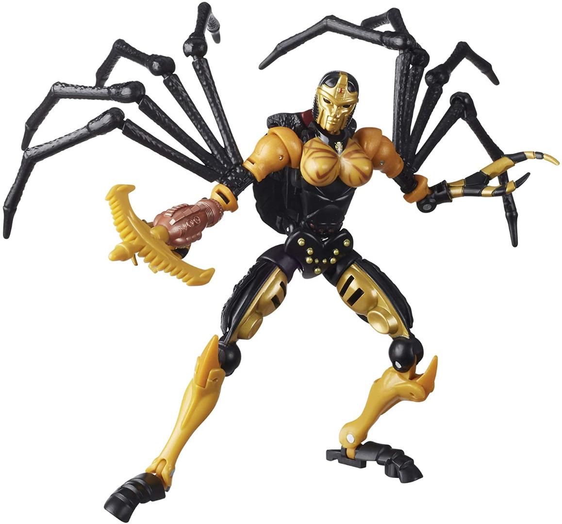 Transformers Generations War fo Cybertron Action Figure Blackarachnia 13 cm