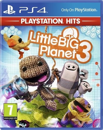 LittleBigPlanet 3 PS4 (Novo)