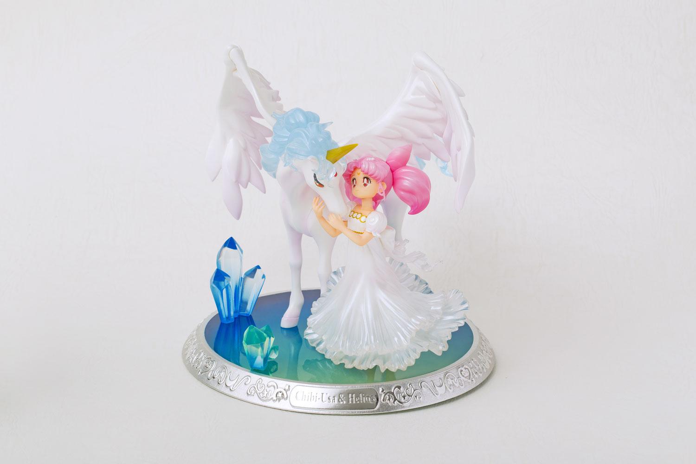 Sailor Moon FiguartsZERO Chouette Statue Chibiusa & Pegasus Tamashii Exclus