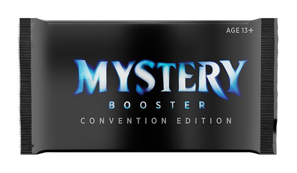 Magic the Gathering Mystery Booster Convention Edition (English)