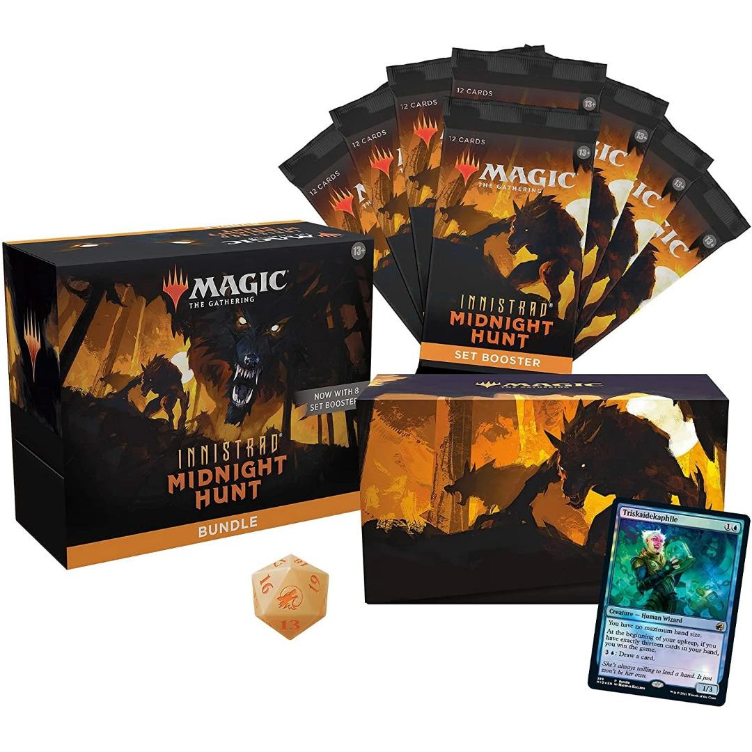 Magic the Gathering - Innistrad: Midnight Hunt Bundle (English)
