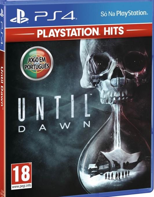 Until Dawn PS4 (Novo)
