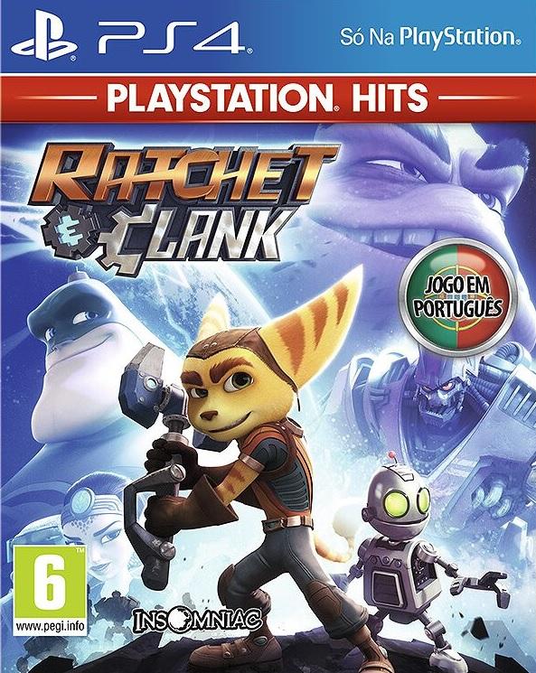 Ratchet & Clank PS4 (Novo)
