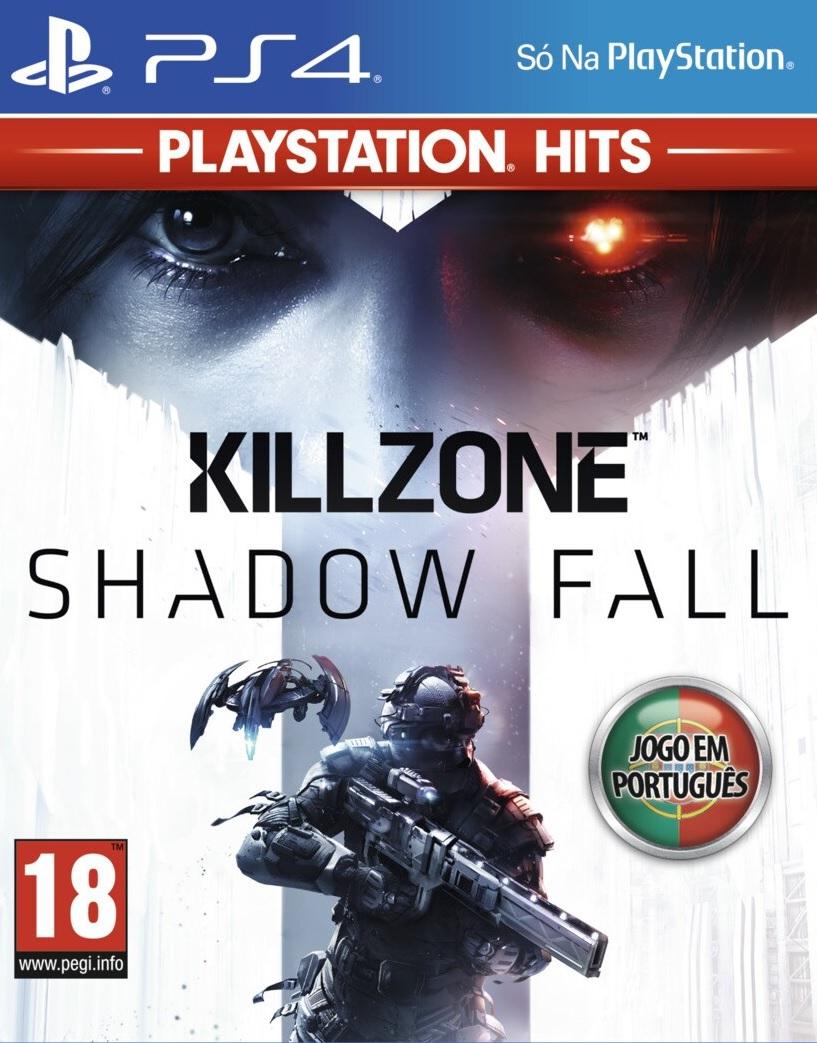 Killzone 4 Shadow Fall PS4 (Novo) (Em português)