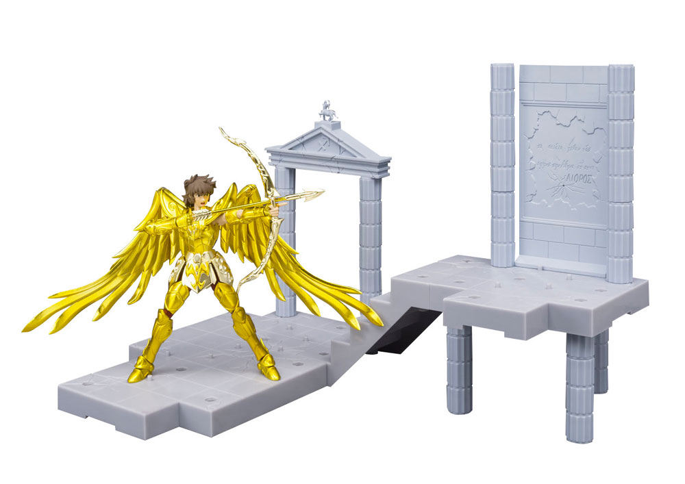 Saint Seiya D.D.P. Sagittarius Aiolos Spirit in the Palace of the Centaur