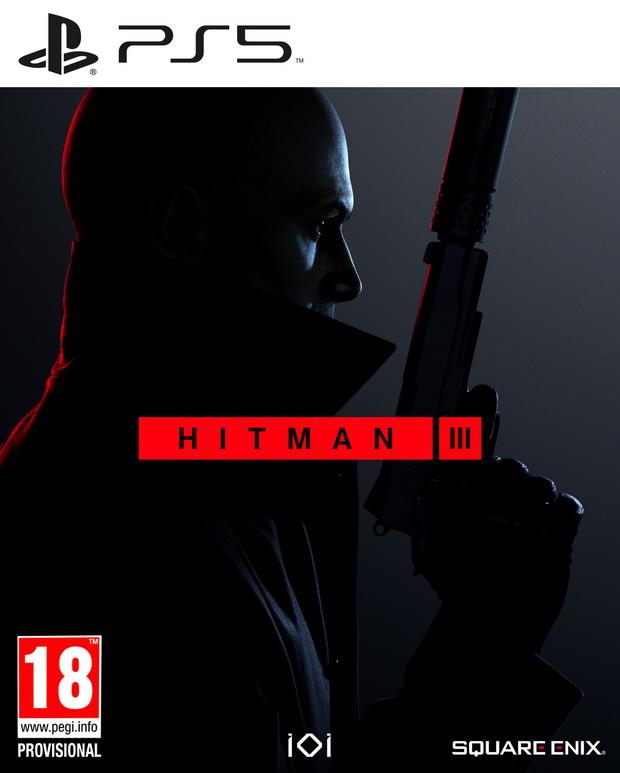 Hitman III PS5 (Novo)