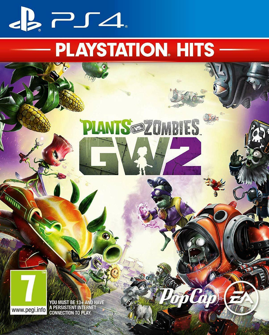 Plants vs Zombies: Garden Warfare 2 PS4 (Novo)