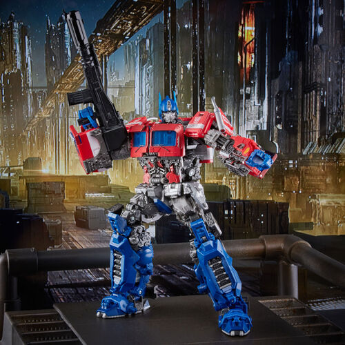 Transformers Masterpiece Movie Series Action Figure Optimus Prime 27 cm