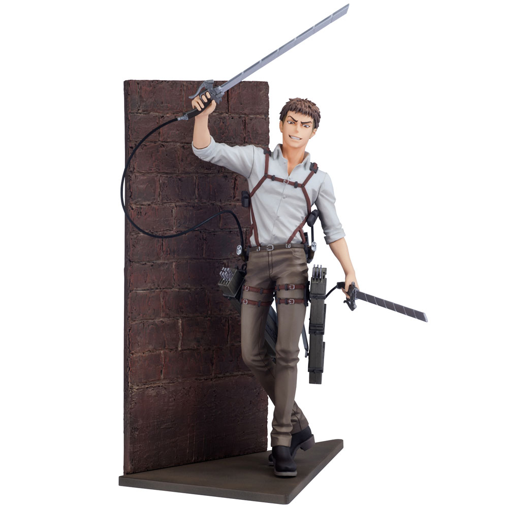 Attack on Titan Hdge Technical Statue No31 Jean Kirstein Survey Corps 22 cm