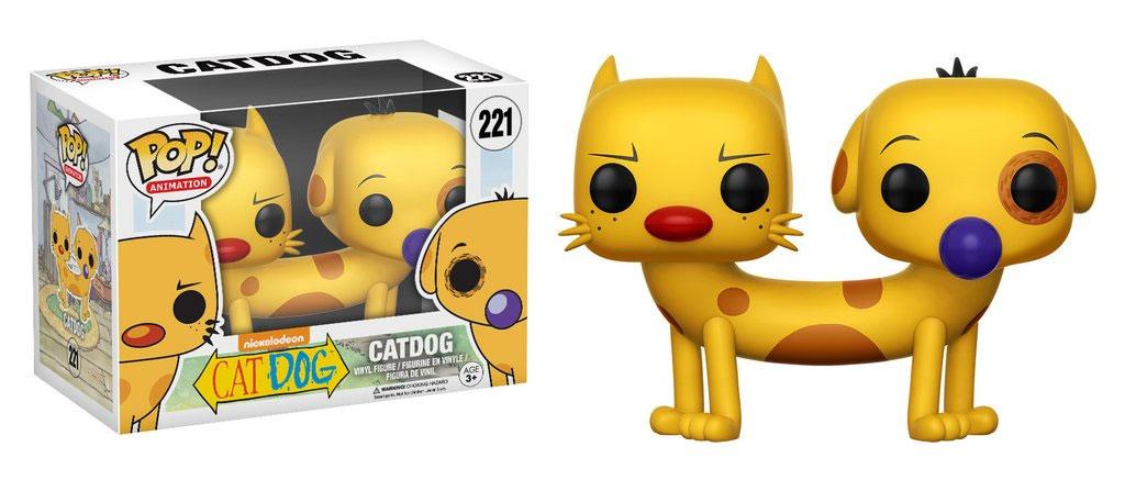 CatDog POP! Animation Catdog Vinyl Figure 10 cm