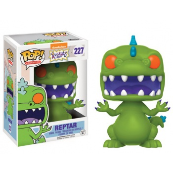 Funko POP! Television Nickelodeon 90's TV Rugrats Reptar 10 cm