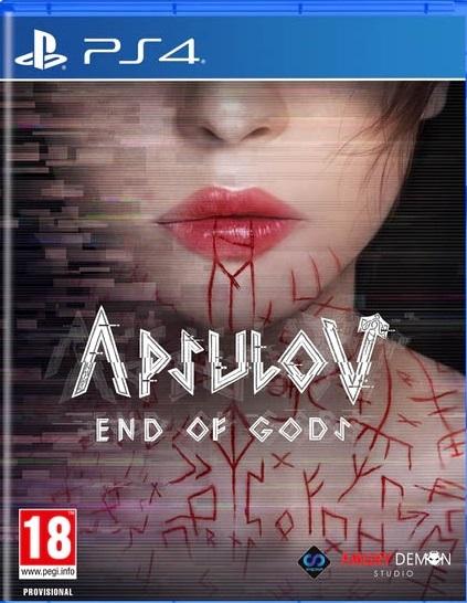 Apsulov End of Gods PS4 (Novo)