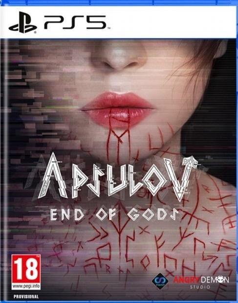 Apsulov End of Gods PS5 (Novo)