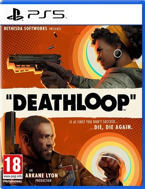 Deathloop PS5 + DLC (Novo)