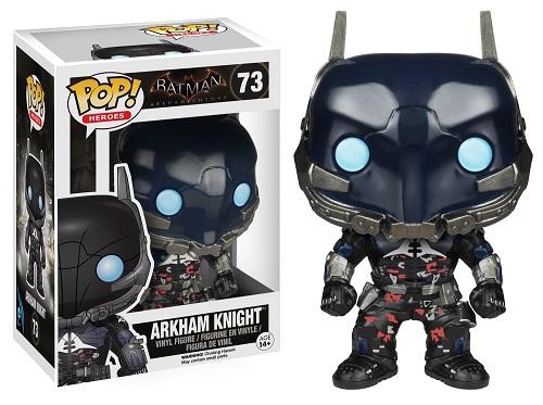 Batman Arkham Knight POP! Heroes Figure Arkham Knight 10 cm