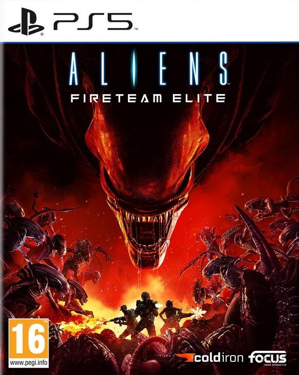 Aliens: Fireteam Elite PS5 (Novo)