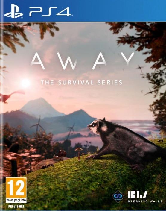 Away: The Survival Series PS4 (Novo)