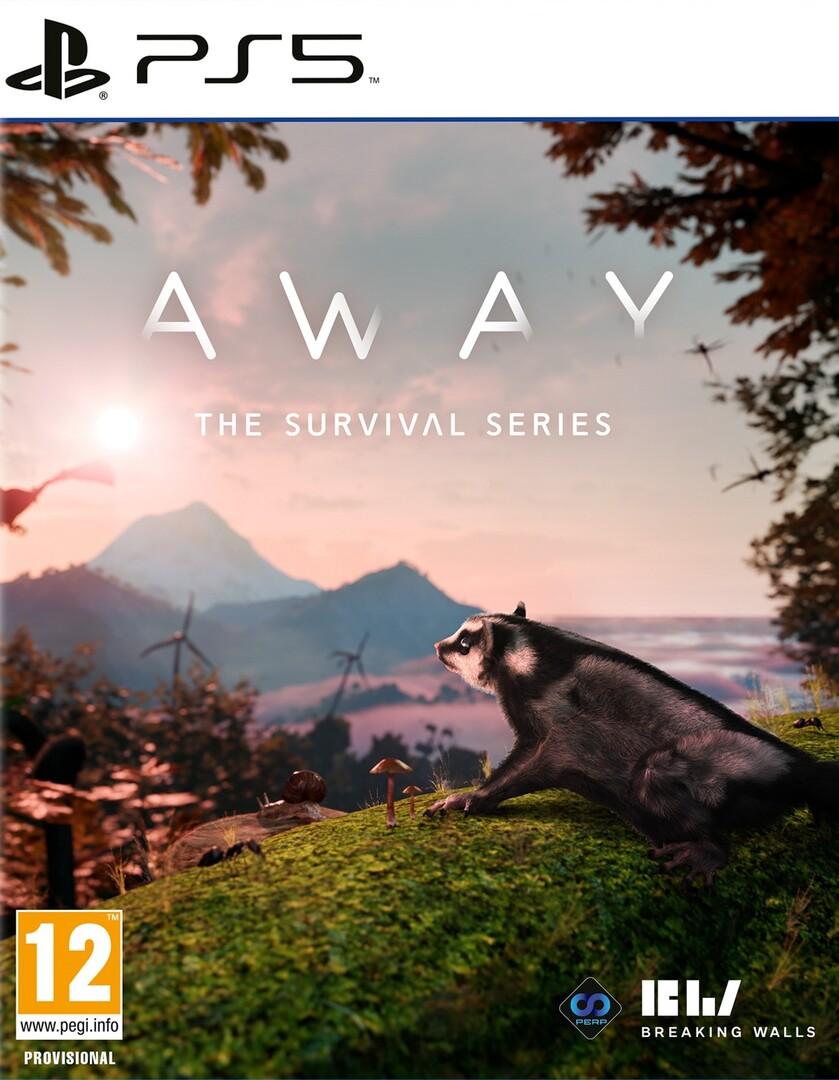 Away: The Survival Series PS5 (Novo)