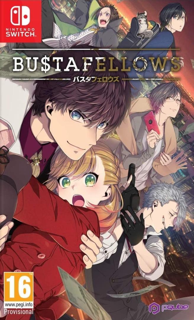 Bustafellows Nintendo Switch (Novo)