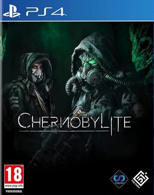 Chernobylite PS4 (Novo)