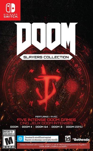 Doom Slayers Collection Nintendo Switch (Novo)
