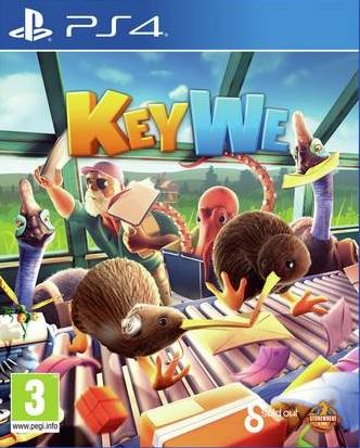 KeyWe PS4 (Novo)
