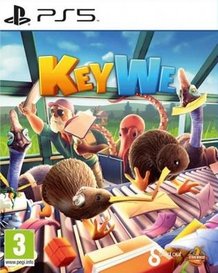 KeyWe PS5 (Novo)