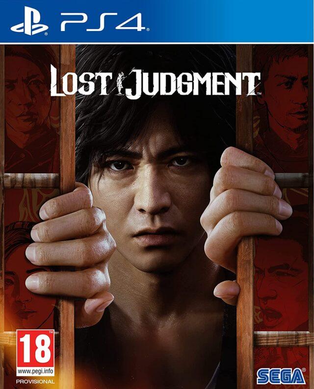 Lost Judgment PS4 (Novo)