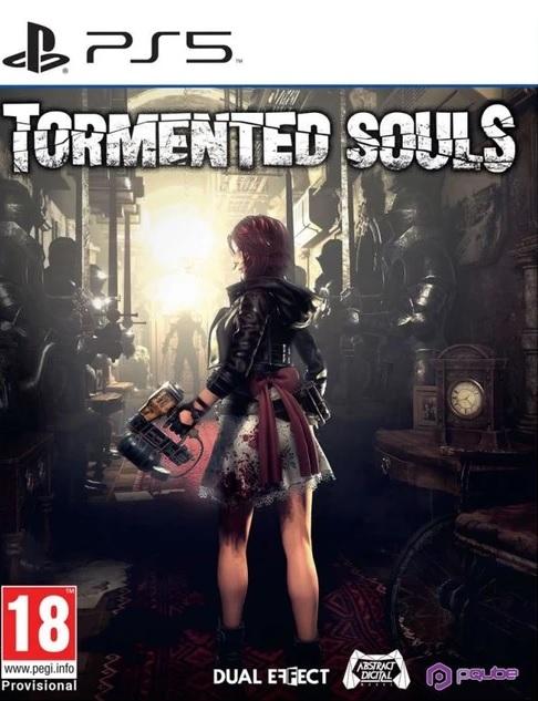 Tormented Souls PS5 (Novo)