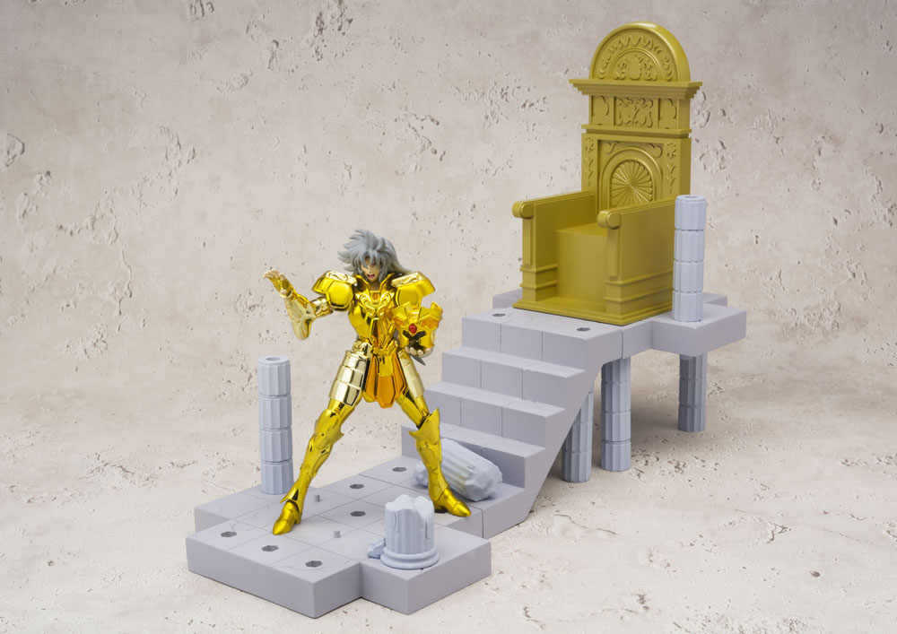 Saint Seiya Soul of Gold DDP Gemini Saga (The Chamber of the of the Pope)